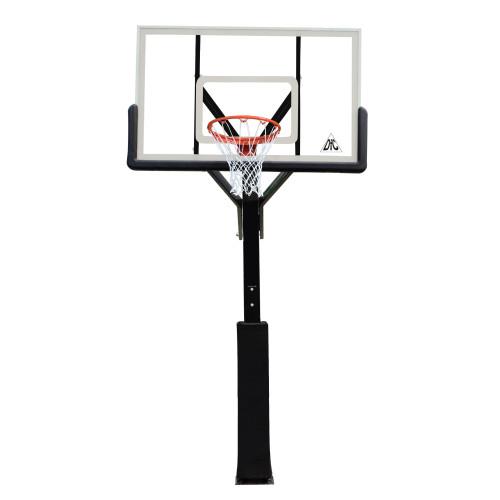 Баскетбольная стационарная стойка DFC ING60A