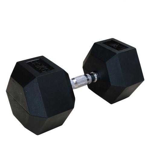 Гантели DFC гексаг.обрез. 35кг (пара) DB001-35