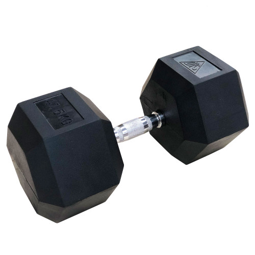 Гантели DFC гексаг.обрез. 47.5кг (пара) DB001-47.5